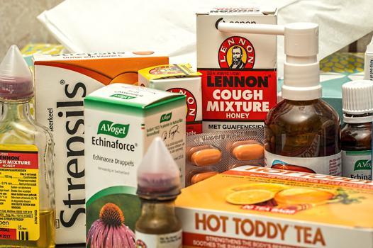Remède contre la toux