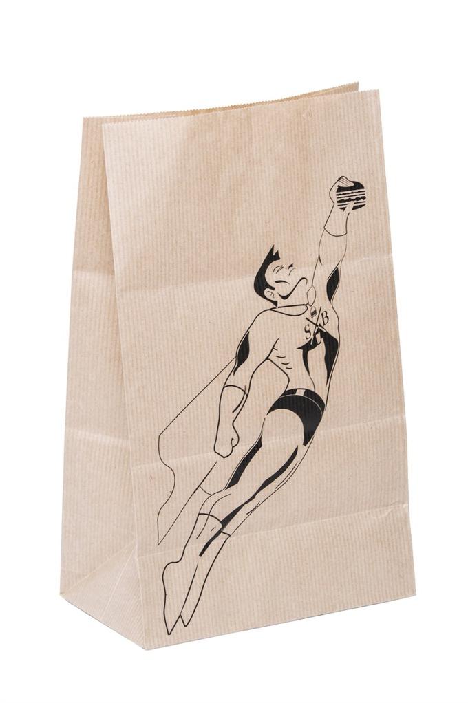 Le sac personnalisé