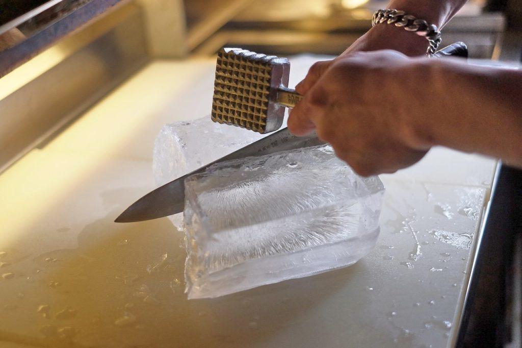 machine a glace pilée