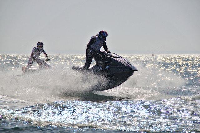 Les garanties pour jet ski disponibles