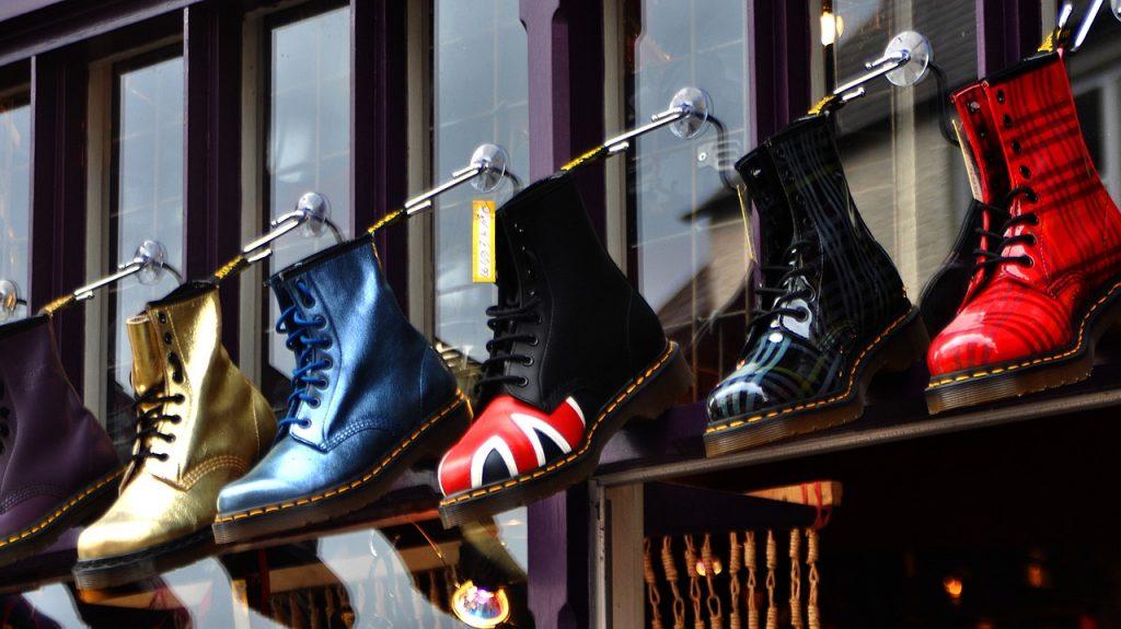 assouplir une chaussure neuve